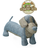 Country Dog Tiny Lucky