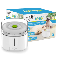 AFP Lifestyle 4 Pet-The Ultimate Pet Fountain With UV